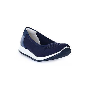 Enval soft blue edith shoes