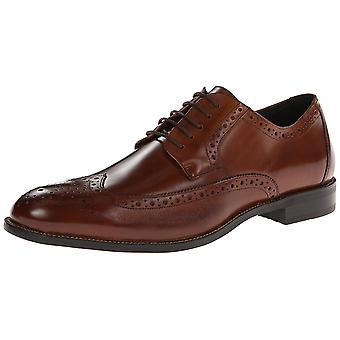 Stacy Adams Mens Garrison Leather Lace Up Dress Oxfords