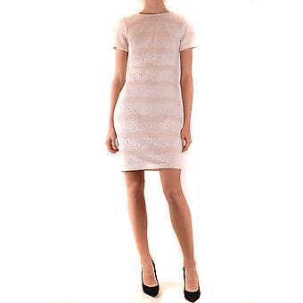 Ralph Lauren Ezbc037212 Women's White Cotton Dress