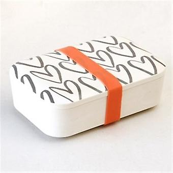 Caroline Gardner Bamboo Lunch Box