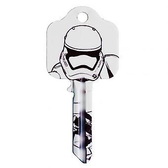 Star Wars Stormtrooper clave de puerta