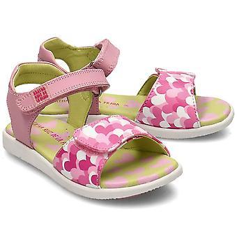 Agatha Ruiz De La Prada 202943 202943BBLANCOYCORAZONES2830 universal summer kids shoes