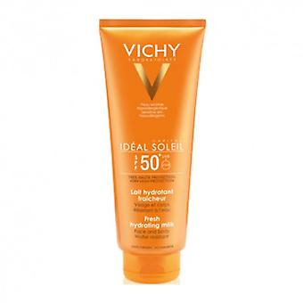 Vichy Capital Soleil protective milk body and face SPF 50