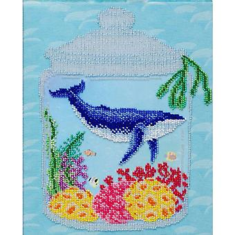 VDV Bead Embroidery Kit - In the Realm of the Ocean