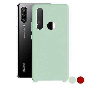 Mobildeksel Huawei P30 Lite Kontakt TPU