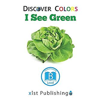 I See Green by Xist Publishing - 9781532410130 Book
