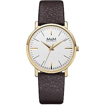 M-amp;M Allemagne M11926-532 Nouvelle montre classique pour femmes