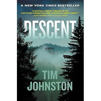 Descent by Tim Johnston - 9781616204778 Book