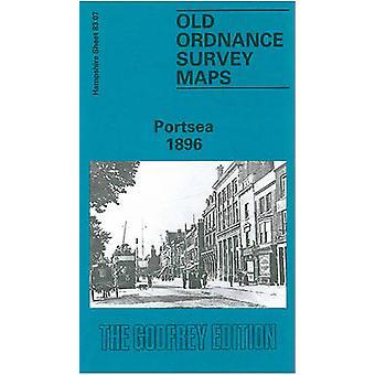 Portsea 1896  Hampshire Sheet 83.07 by Michael Gunton