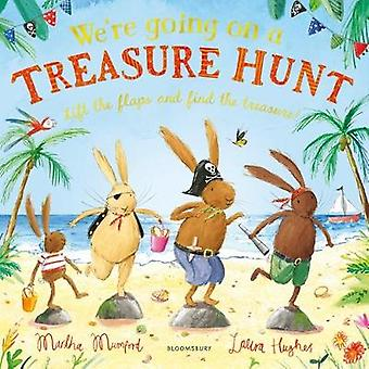 We're Going on a Treasure Hunt by Laura Hughes - 9781408893395 Book