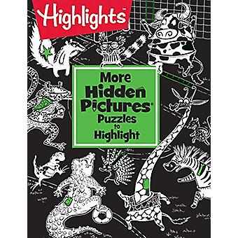 More Hidden Pictures (R) Puzzles to Highlight by Highlights - 9781684