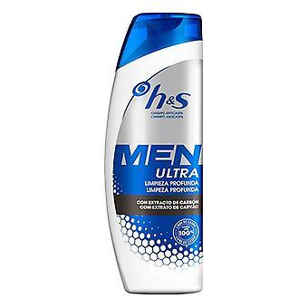 Deep Cleaning Shampoo H&s Men Ultra Head & Shoulders (600 ml)