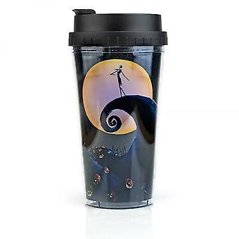 Nightmare Before Christmas 16 Ounce Travel Mug