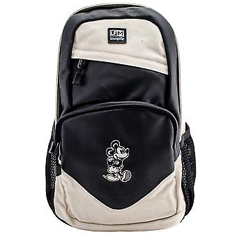 Mickey Mouse Embroidered Backpack