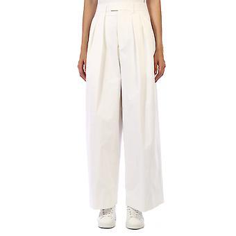 Bottega Veneta 627591vkjs09068 Women's White Nylon Pants