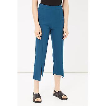 Blue Pants Please Woman