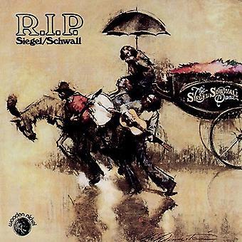 Siegel-Schwall Band - R.I.P. Siegel-Schwall (2018 Heruitgave) [CD] USA import