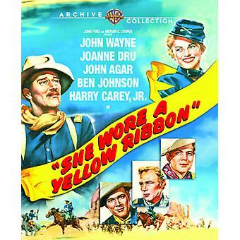 She Wore a Yellow Ribbon [Blu-ray] USA import