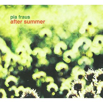 Pia Fraus - After Summer [CD] USA import