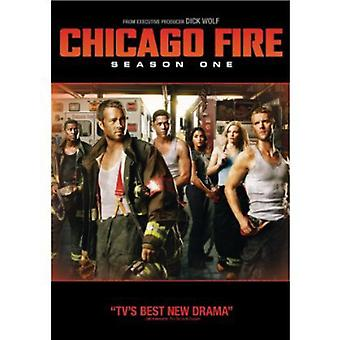 Chicago Fire-Staffel 1 [DVD] USA import
