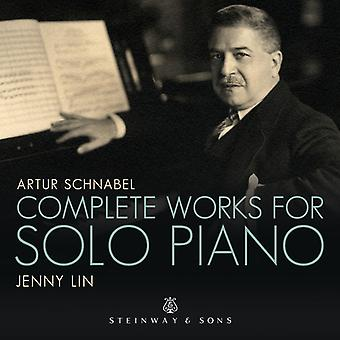 Complete Piano Music [CD] USA import