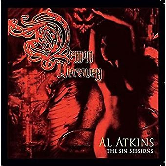 Al Atkins - Demon Deceiver [CD] USA import