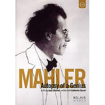 G. Mahler - Autopsy of a Genius [DVD] USA import