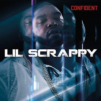 Lil Scrappy - Confident [CD] USA import