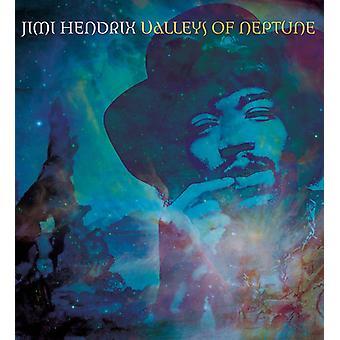 Jimi Hendrix - Valleys of Neptune [Vinyl] USA import