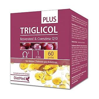 Triglycol Plus 60 perles