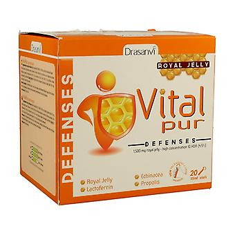 Vitalpur Defesas 20 frascos de 15ml