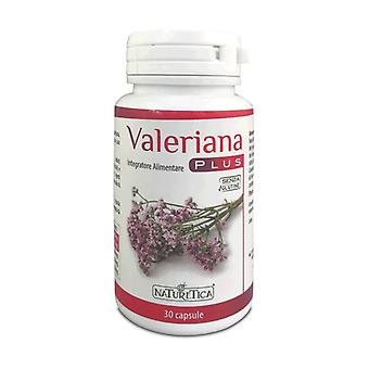 Valerian Plus 30 capsules of 845mg