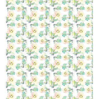 "Craft Consortium Decoupage Papers 13.75""X15.75"" 3/Pkg-First Bloom"