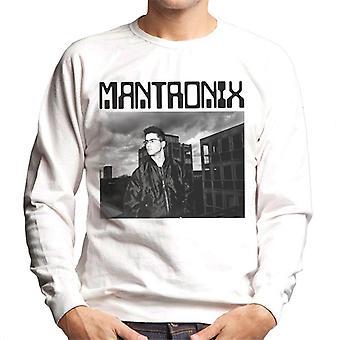 Mantronix Kurtis Shot Men's Sweatshirt