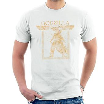 Godzilla Golden Myth Men's T-Shirt