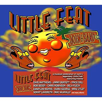 Little Feat - Join the Band [CD] USA import