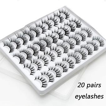 Faux cils Maquillage Kit Extension Maquillage oeil