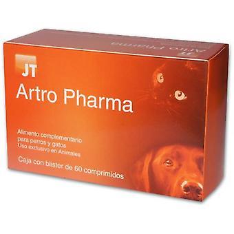 JTPharma Supplément pour Chiens et Chats Artro Pharma 60 Comprimés
