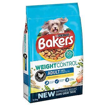 Bakers Greutate de control - Pui & Legume - 12.5kg