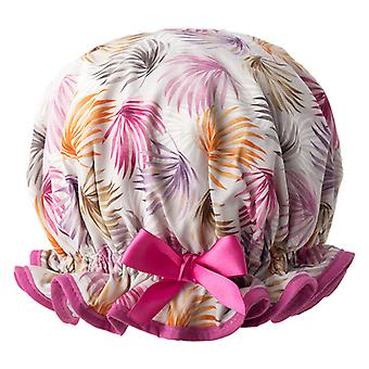 Tumbling Leaves Shower Cap