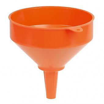 Trichter 200 mm Polyethylen 2,9 Liter orange