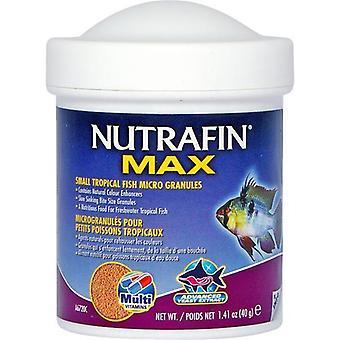 Nutrafin Max Sm Trop Mikro Granulat 40g
