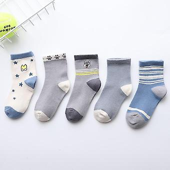 Infant Baby Socks Boys Girls Cotton Mesh Cute Newborn Casual Sock Toddler