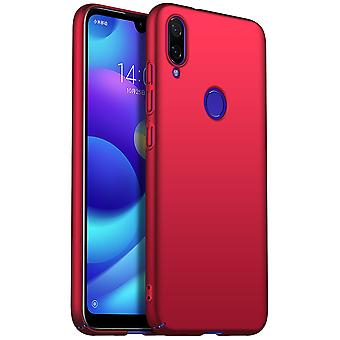 Anti-impact Hard case voor Redmi Note7 Red kaiqimi-501