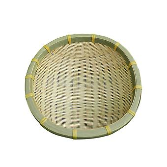 Handmade Bamboo Kitchen Fruit Food Tray