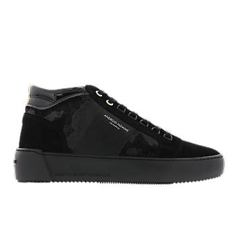 Android Homme  Propulsion Mid C Black AHP19312 shoe