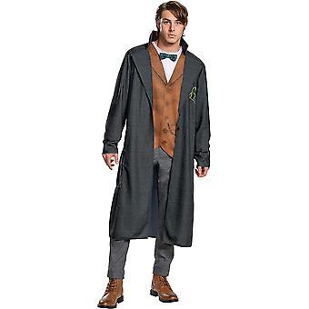Pánske's Newt Scamander Deluxe kostým