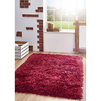Extravagance Wine  Rectangle Rugs Plain/Nearly Plain Rugs