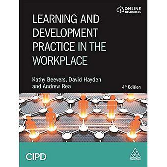 Leren en ontwikkeling praktijken op de werkplek