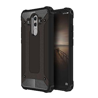 Pour Huawei Mate 10 Pro Magic Armor TPU + PC Combination Case (Noir)